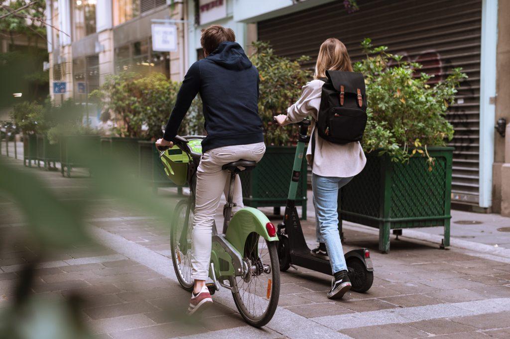 la mobilite durable est au coeur de la transition ecologique