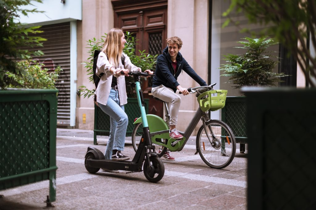 en 2022 les trajets en trottinette pourront etre indemnises grace au forfait mobilite durable